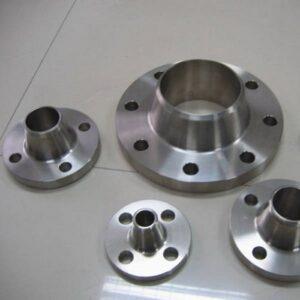 UNS R56401 (Titanium alloy 6Al-4V ELI) flanges