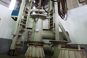 3000KG VAR stainless superalloy melting Equipment