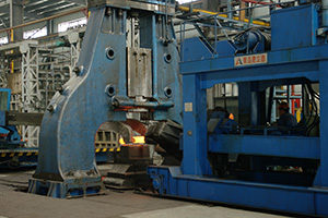 3T hydraulic hammer stainless superalloy Forging Equipment