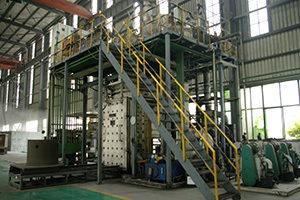 500KG VIM stainless superalloy melting Equipment