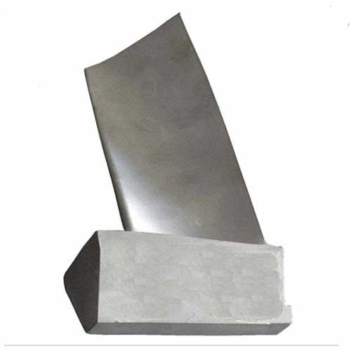 Inconel 738LC casting turbine blade