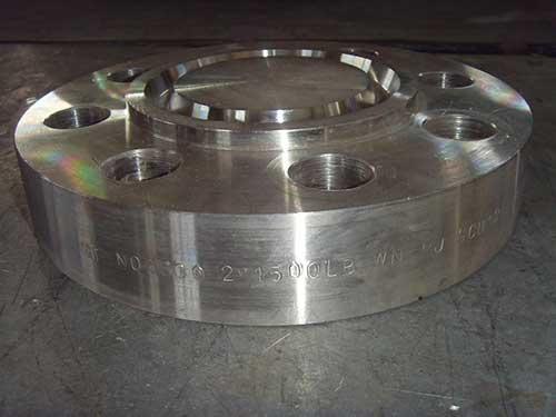 Inconel600 flange
