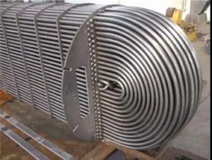 nickel radiating pipe