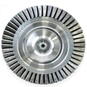 Cast Superalloy turbine disc