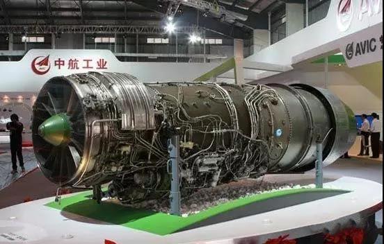 Domestically-made new WS-15 military aviation engine using rhenium single crystal blades