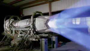 Standard F22 engine, F119 engine
