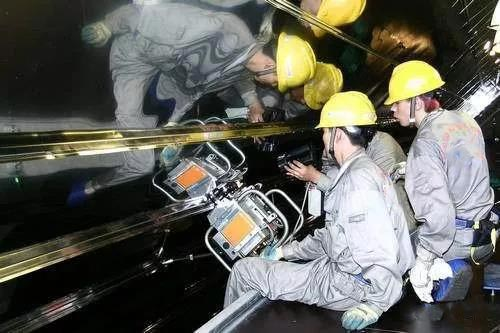Invar alloy inspector