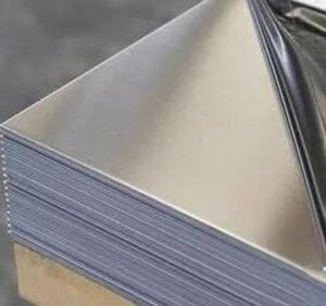 Alloy sheet plates