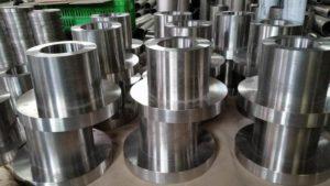 Titanium alloy-4 parts
