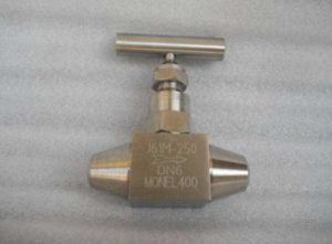 Monel alloy valves