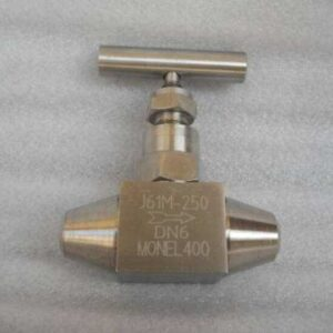 Monel 400 valve