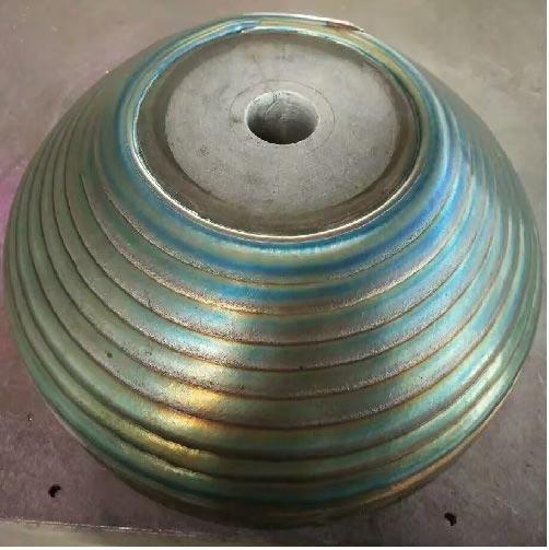 Cobalt-based overlay welding