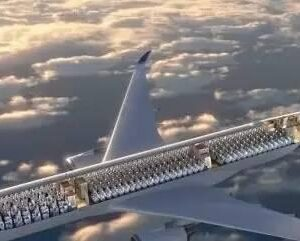 A380 structure