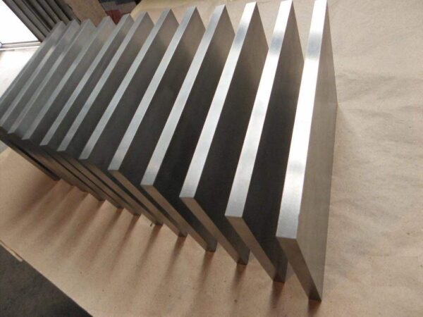 Alloy plate processing (ULTIMET)