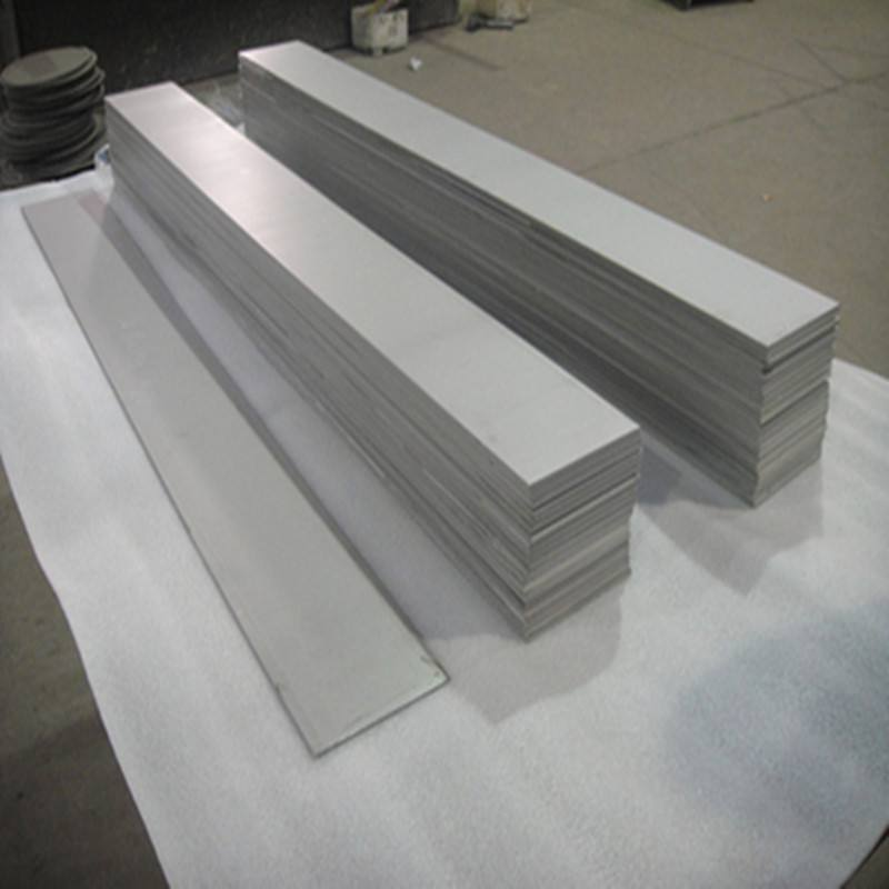 Alloy plate processing