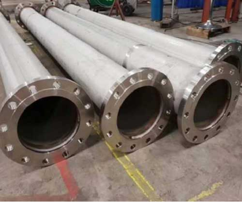 Super alloy tube welding ( INCOLOY800HT )
