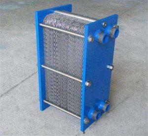Special metal for heat exchangers