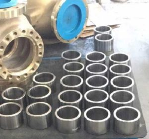 Tribaloy T-800 cobalt alloy parts
