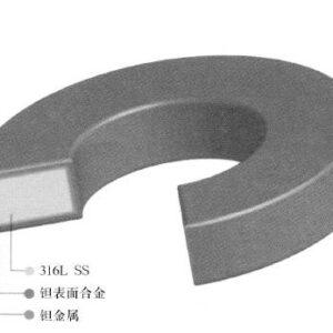 316L+Ta coating