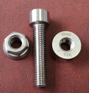 Inconel 718 Alloy Precision Rod Bolts