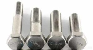 superalloy stainless steel bolt Hastelloy C-276
