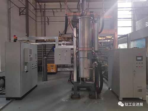special titanium alloy product equipment