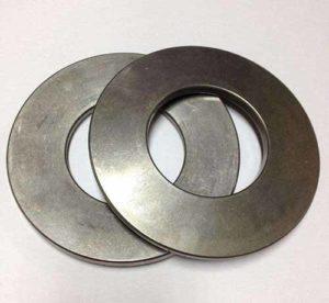 Mechanical seal spring