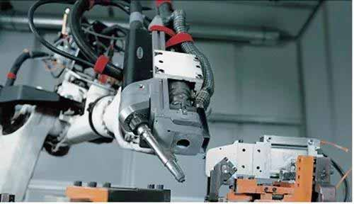 laser welding technology robot