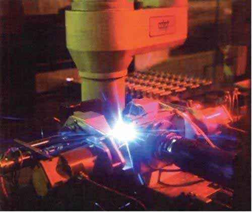 laser welding technology process