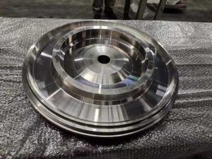 Inconel 718 forged parts for steam turbine