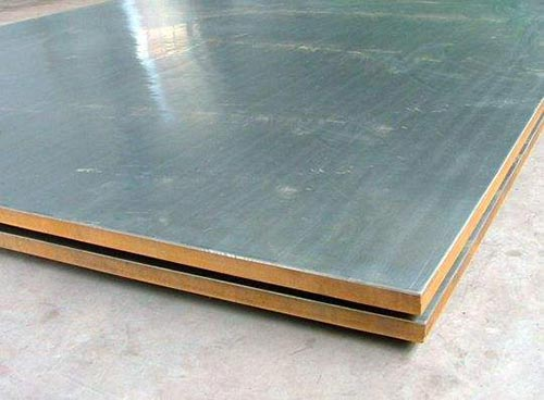 Rolled Composite Plate
