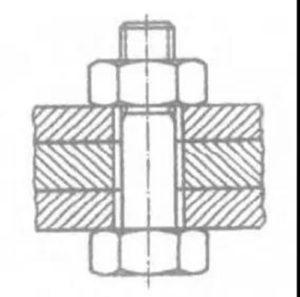 Parallel bearing surface test method for bolt