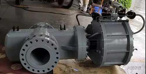 Slide valve finished product