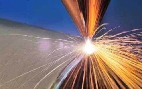 High speed laser cladding