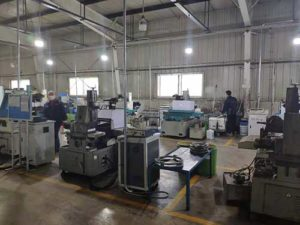 HY cobalt casting workshop