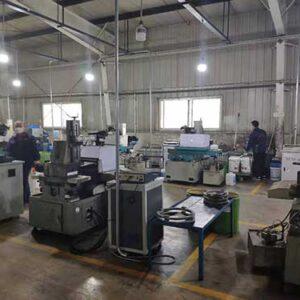HY-Industry cobalt casting workshop