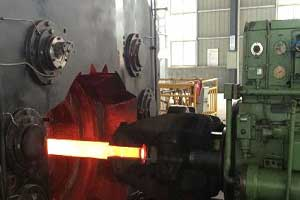 6 hammer head isothermal forging machine
