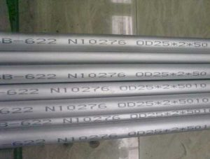 Anti-corrosion alloy Hastelloy C-276 superalloy pipes