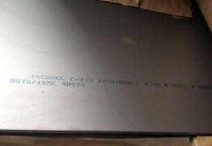 Anti-corrosion alloy Hastelloy C-276 superalloy plate