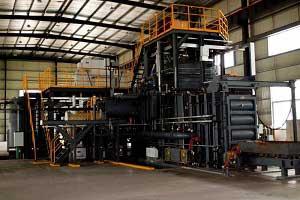 Konsac 10 ton furnace