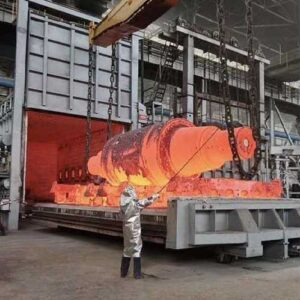 HY-Industry Giant forging shaft for BHEL