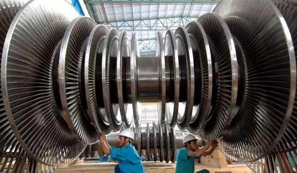 steam turbine inspection