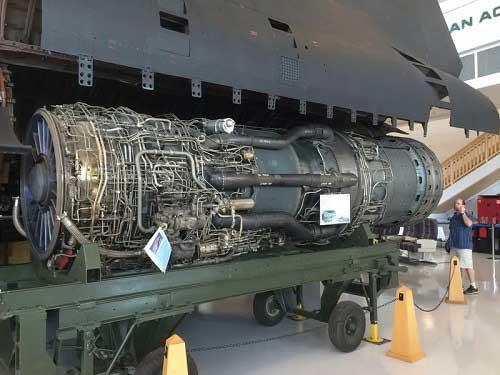 J58 engine