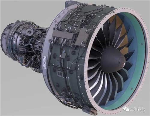 2000s Pratt & Whitney PW1000G geared fan engine