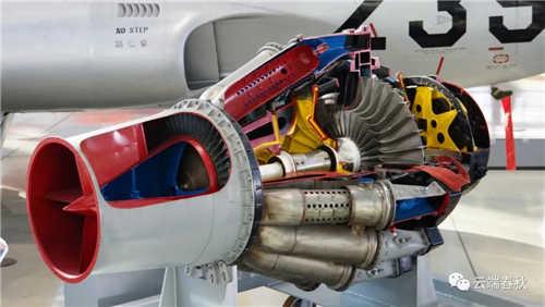 General Electric I-40~J-33 jet-engines