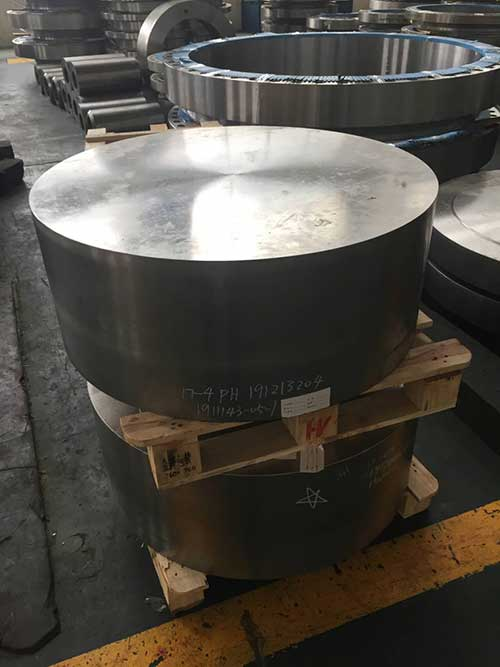 HY Stainless Steel 17-4PH forging discs-2