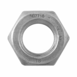 UNS N07718-GH4169-INCONEL 718-nuts