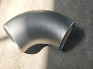 Nickel 201 Pure nickel belt elbow