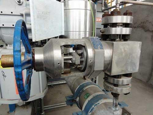 coal water slurry gasification unit:Inconel 625 CL1500 DN50 high temperature oxygen valve