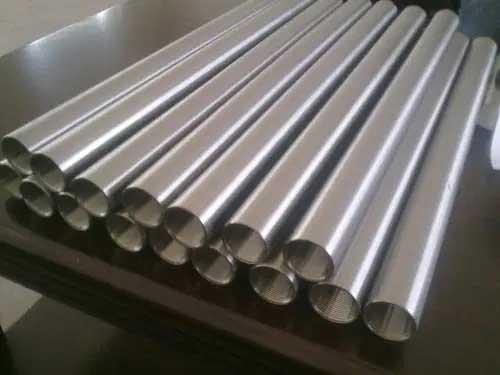 Marine titanium alloy part